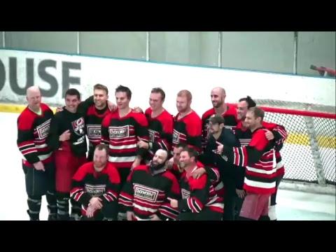 Adult League Hockey | 2017 Oct 19 | B2 Duckworth's vs Pounders