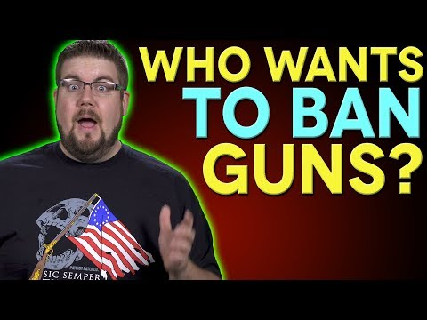 Who REALLY wants an Assault Weapon Ban? - The Fight!