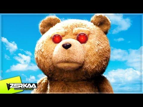 ROBOT TED! (Quiz Night Tonight)