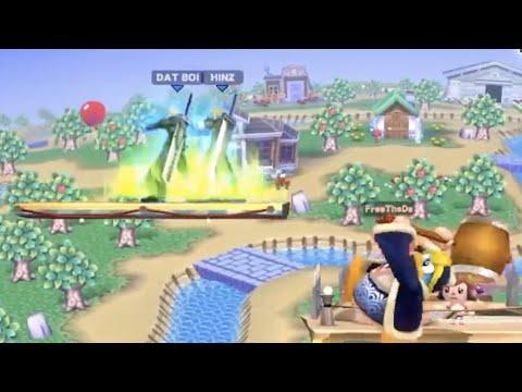 0 IQ Plays in Super Smash Bros