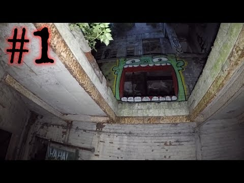 Exploring Abandoned Lord Line Building