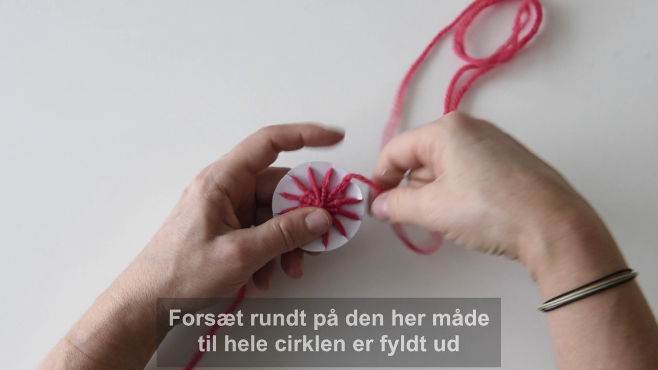 Maries Ideer DIY: Lav selv strikknapper