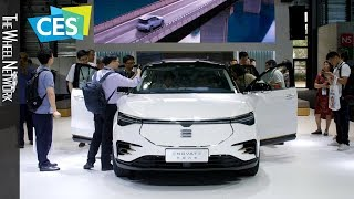 Automotive Brands at the CES Asia 2019 – Highlights