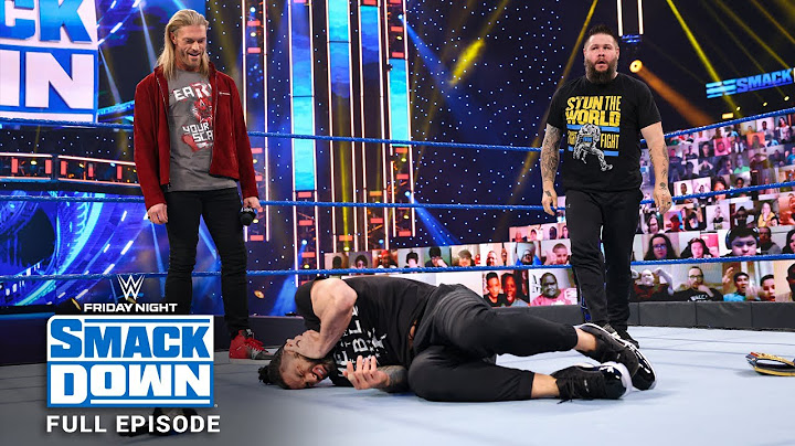 wwe smackdown full episode 05 february 2021