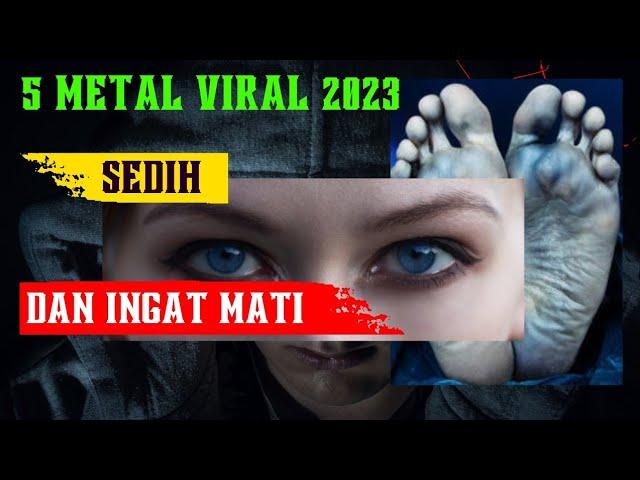 5 Lagu gothik metal membuat kita sedih dan ingat mati
