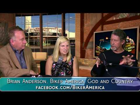 Brian Anderson talks Biker America: God and Country with Mike & Athena