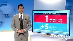Ziehung der Lottozahlen vom 01.07.2020