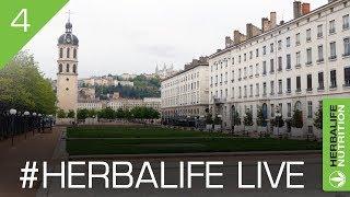 #Herbalife Live 4 : L'expérience consommateur Herbalife Nutrition - Témoignages à Lyon