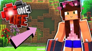 Now *THIS* Is My Real House | Minecraft One Life