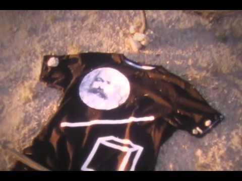 Bernard Fevre: 'Cosmic Rays' vs 'Sixpack - Peyote Poem' (2010)