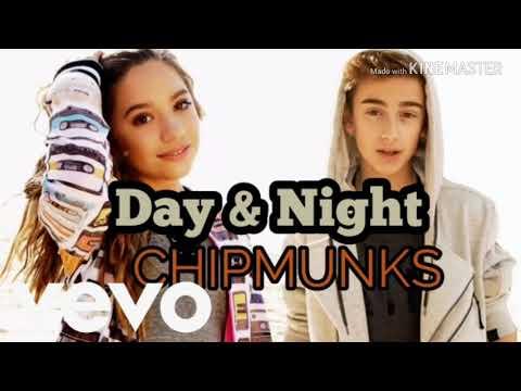 Day & Night - Johnny Orlando + Mackenzie Ziegler  Alvin And Chipmunks