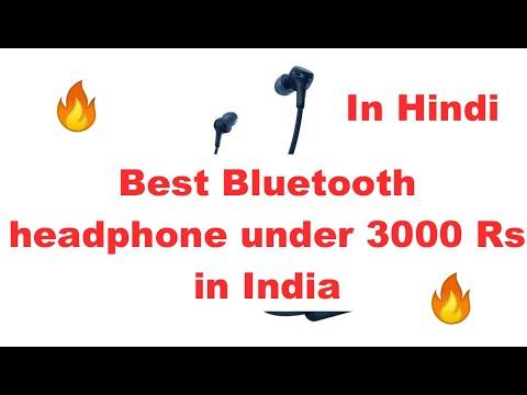 Best 5 Bluetooth Headphones Under 3000 Best Bluetooth Headphone In Budget Youtube