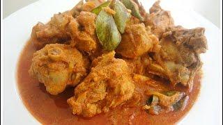 Pressure Cooker Chicken Curry- Kerala Style Recipe- chinnuz' I Love My Kerala Food