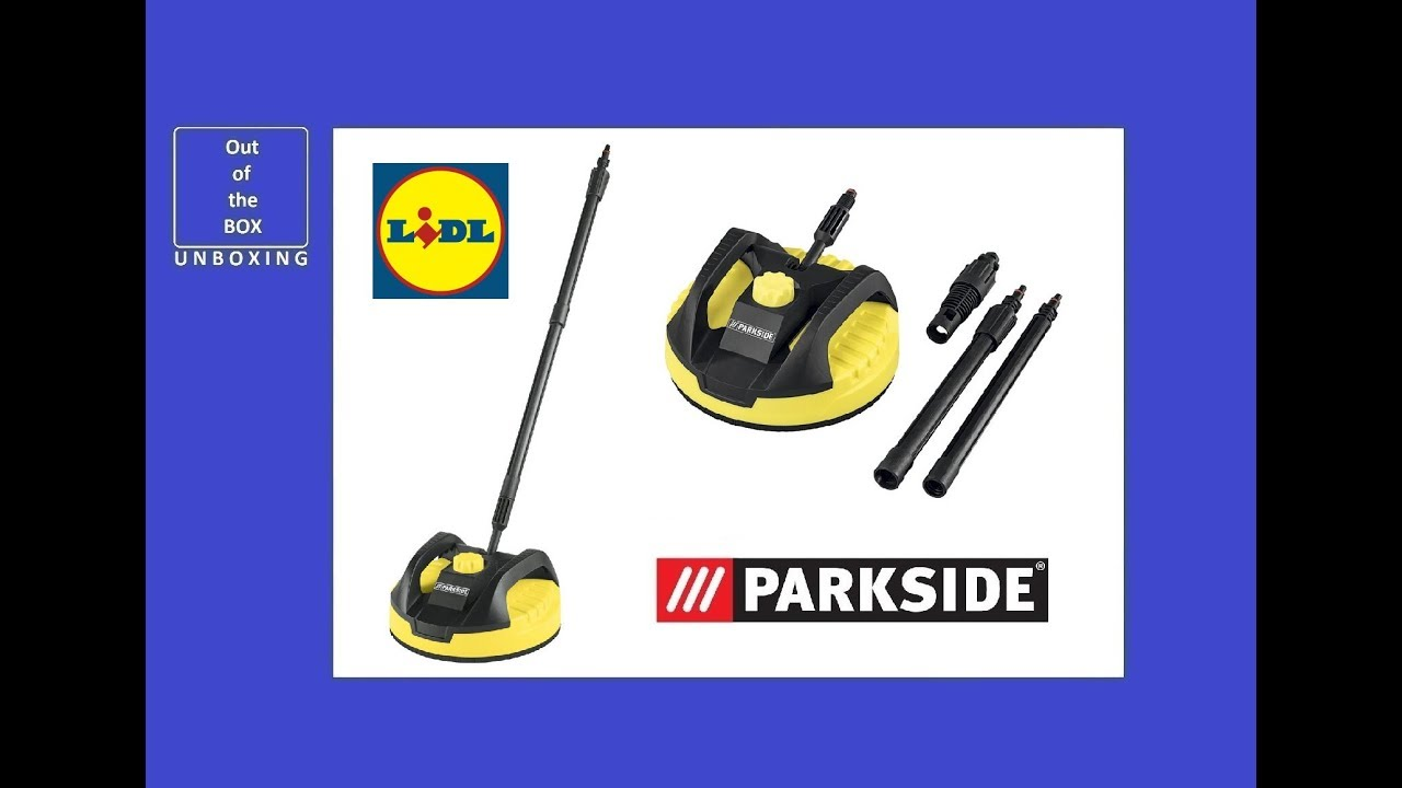 Parkside surface cleaner pfr 28 a1 unboxing lidl phd 100 for Parkside phd 150 a1