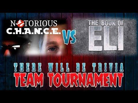 TWBT Team Tournament - Notorious C.H.A.N.C.E. vs The Book of Eli