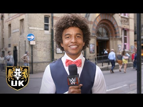 The Corn Exchange is perfect for WWE NXT UK's premiere: NXT UK Exclusive, Oct. 17, 2018