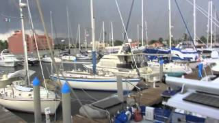 La Paz Lightning Storm 8-29-12
