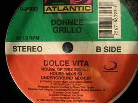 Dolce Vita (Remix) - Donneee grillo 1989 Euro disco