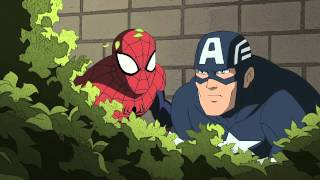 Ultimate Spider-Man Ep. 23 - Clip 1