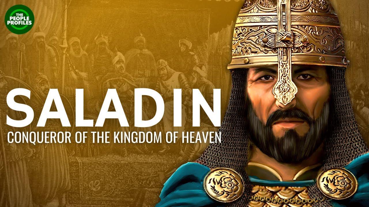 Download Saladin - Conqueror of the Kingdom of Heaven Documentary