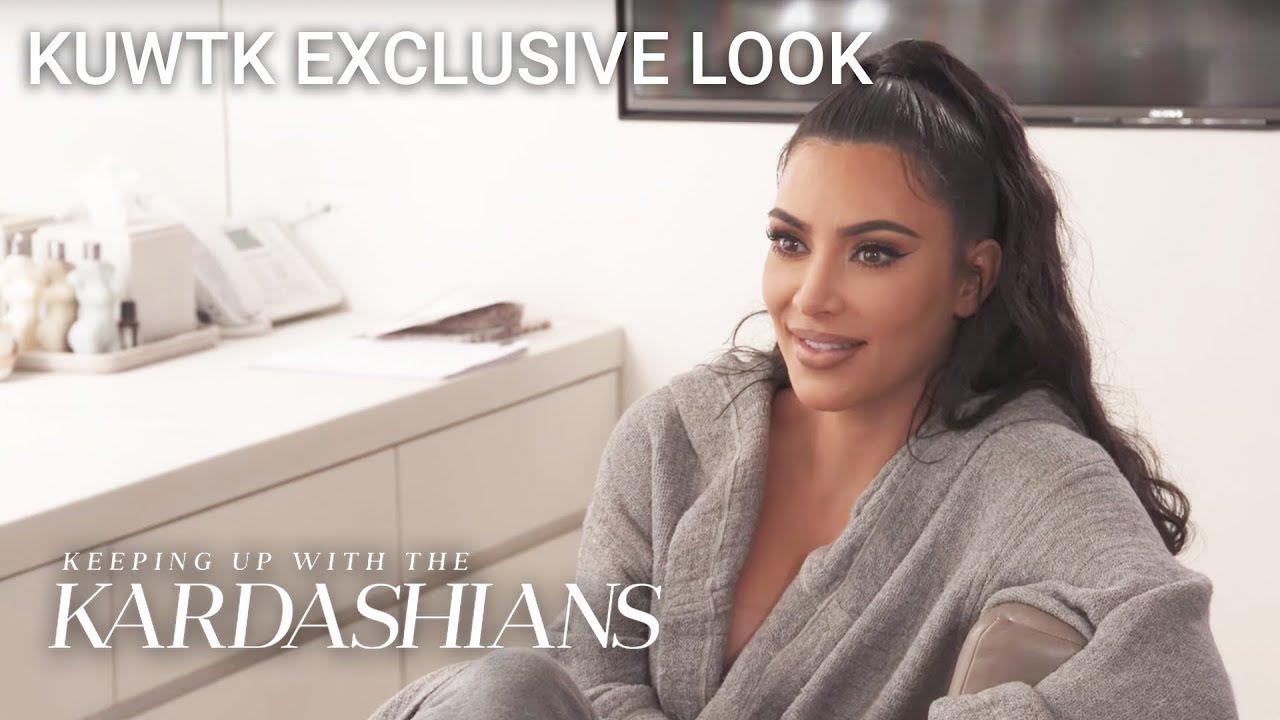 Kim Kardashian Thanks Paris Hilton For Her Career | KUWTK Exclusive Look | E!