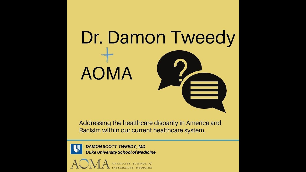 Q&A : Addressing racism and the healthcare disparities we face in America.