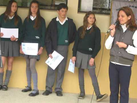 Miss Andrea Díaz habla de sus alumnos que clasific...
