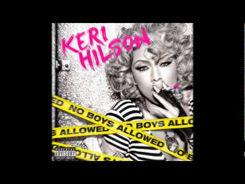 Keri Hilson Buyou (Feat. J. Cole) with lyrics / No Boys Allowed