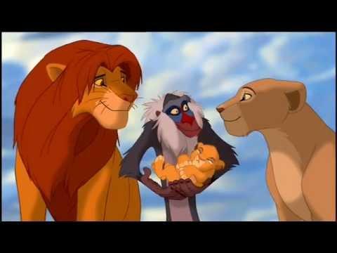 Le Roi Lion *Final - Histoire de la vie (reprise)* HD