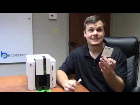 How to Clean the NXT5000 Printer (No LCD Screen)