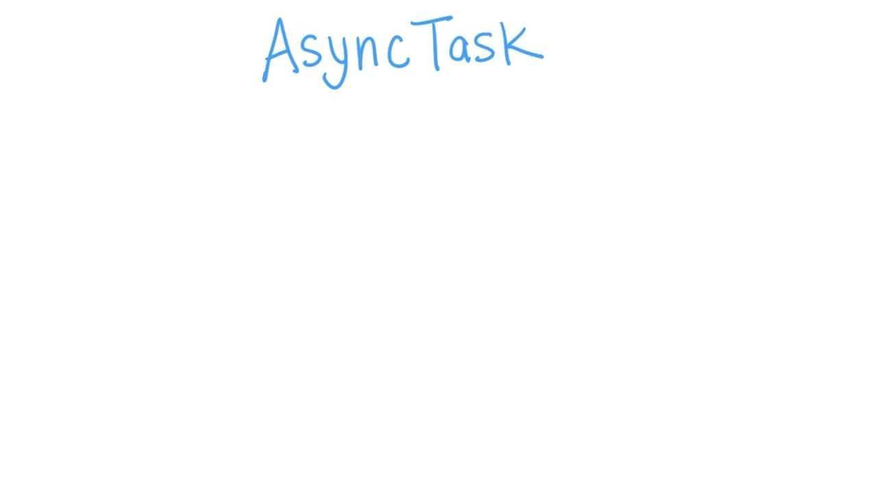 Which Thread for AsyncTask - Developing Android Apps