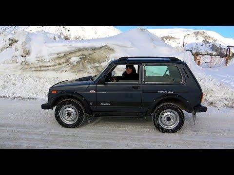Самый дешевый внедорожник.  LADA 4x4 Vs Audi 80 QUATTRO
