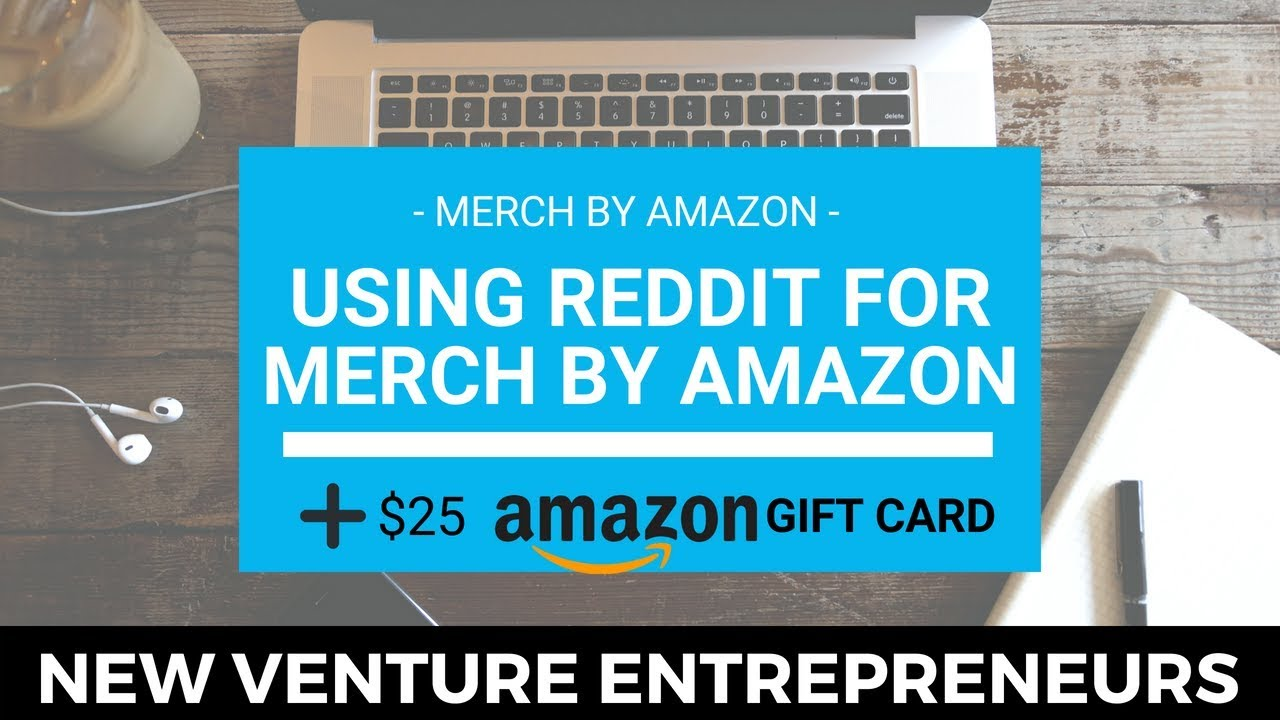 Merch By Amazon | Using Reddit To Find Niches and Shirt Design Ideas |  Merch Research 2018