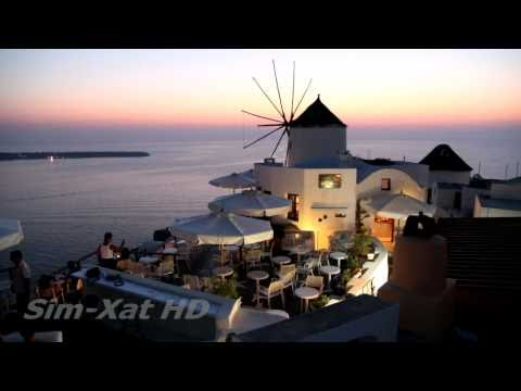 Santorini HD The best Island in Greece