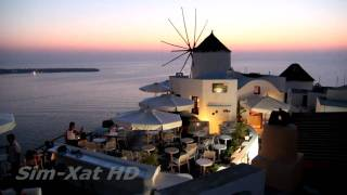 Santorini HD The best Island in Greece