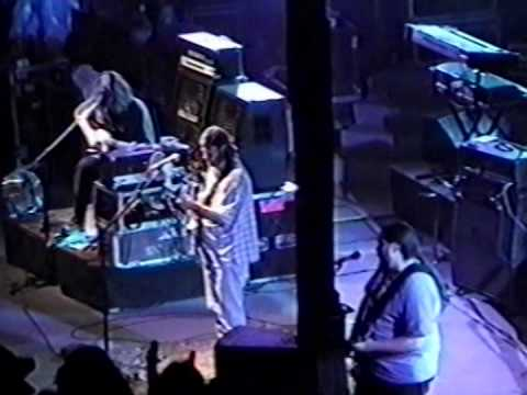 Widespread Panic 2001-06-20 partial set 2  Paolo Soleri,  Santa Fe, NM