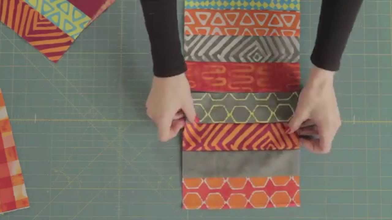 Easiest Quilt Ever The Coin Quilt Youtube