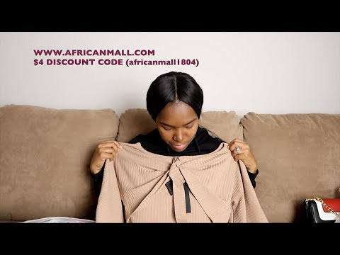 African mall Look book and giveaway!!!!!