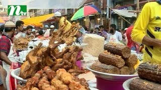 Dhaka residents mark onset of Ramadan by flocking to Chawkbazar and Bailey Road