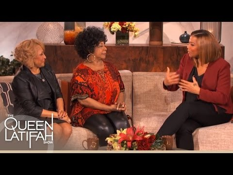 """Merry Clayton and Darlene Love Talk """"20 Feet From Stardom"""" on The Queen Latifah Show"""