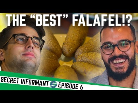 KNOCKOUT experience! This is Syrian food in Canada, S1Ep6