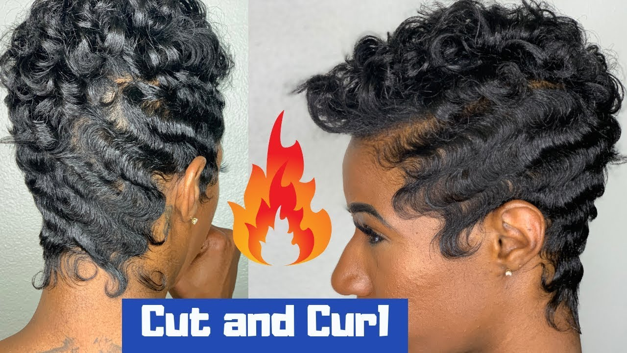 Soft Waves And Curls How To Finger Wave Youtube
