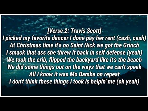 Travis Scott - WHO? WHAT! (Lyrics) ft. Quavo & Takeoff