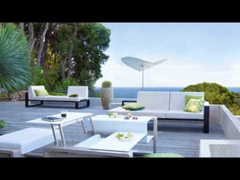 Contemporary Garden Furniture Sets UK Designs