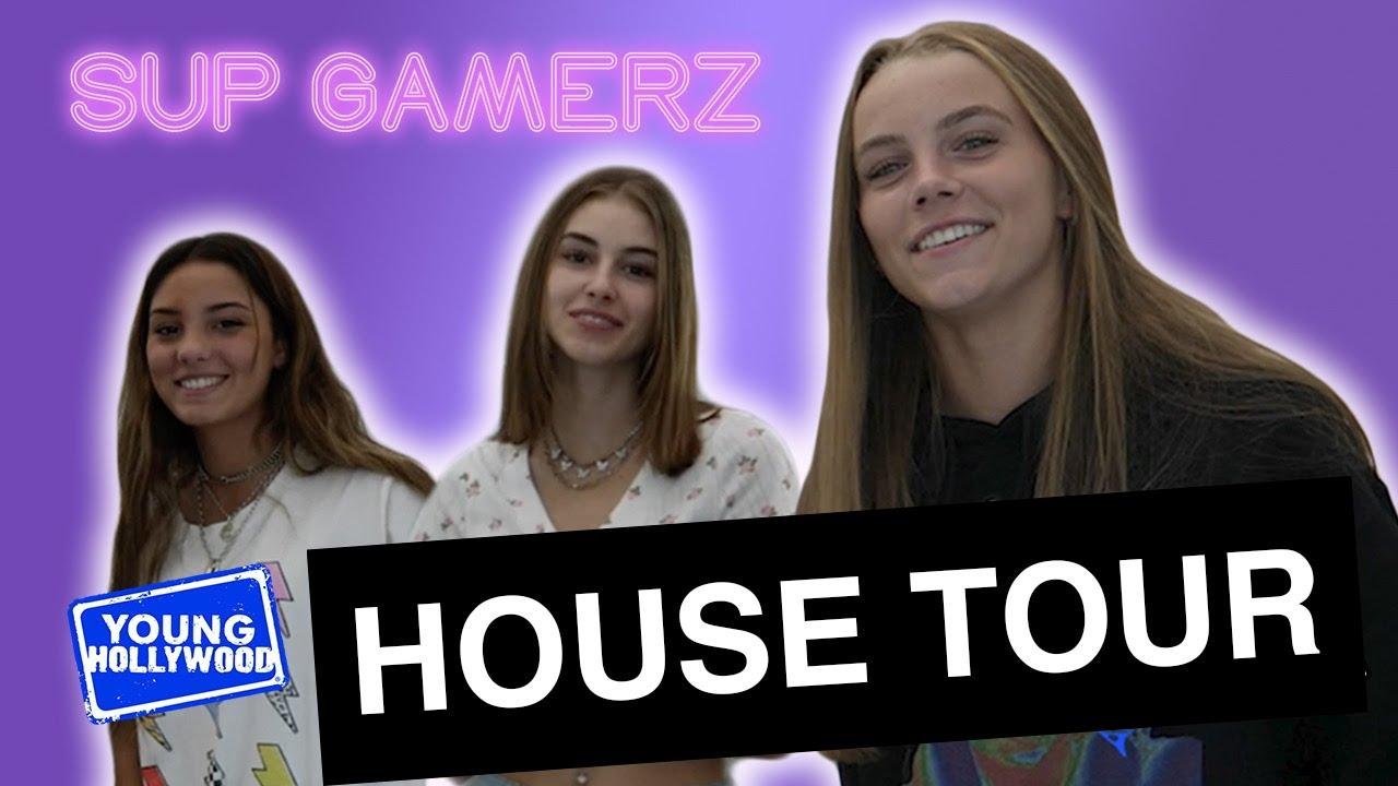 Download Top Talent House Tour with TikTok Stars Anna Shumate, Eva Cudmore & Katie Pego