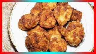 Как приготовить наггетсы по-домашнему? Такие же, как в KFC!