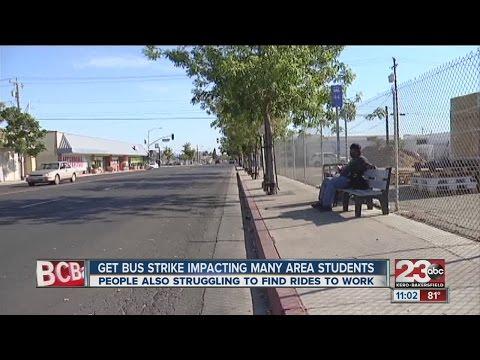 Students Impacted By GET Bus Strike