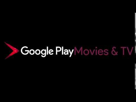 Google Play Movies and TV Logo