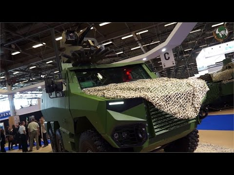 Eurosatory 2016 airland land defense security exhibition Paris France global industry Day 5 news