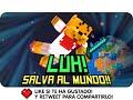 LUH! SALVA AL MUNDO! | Minecraft Mapa del Suscriptor